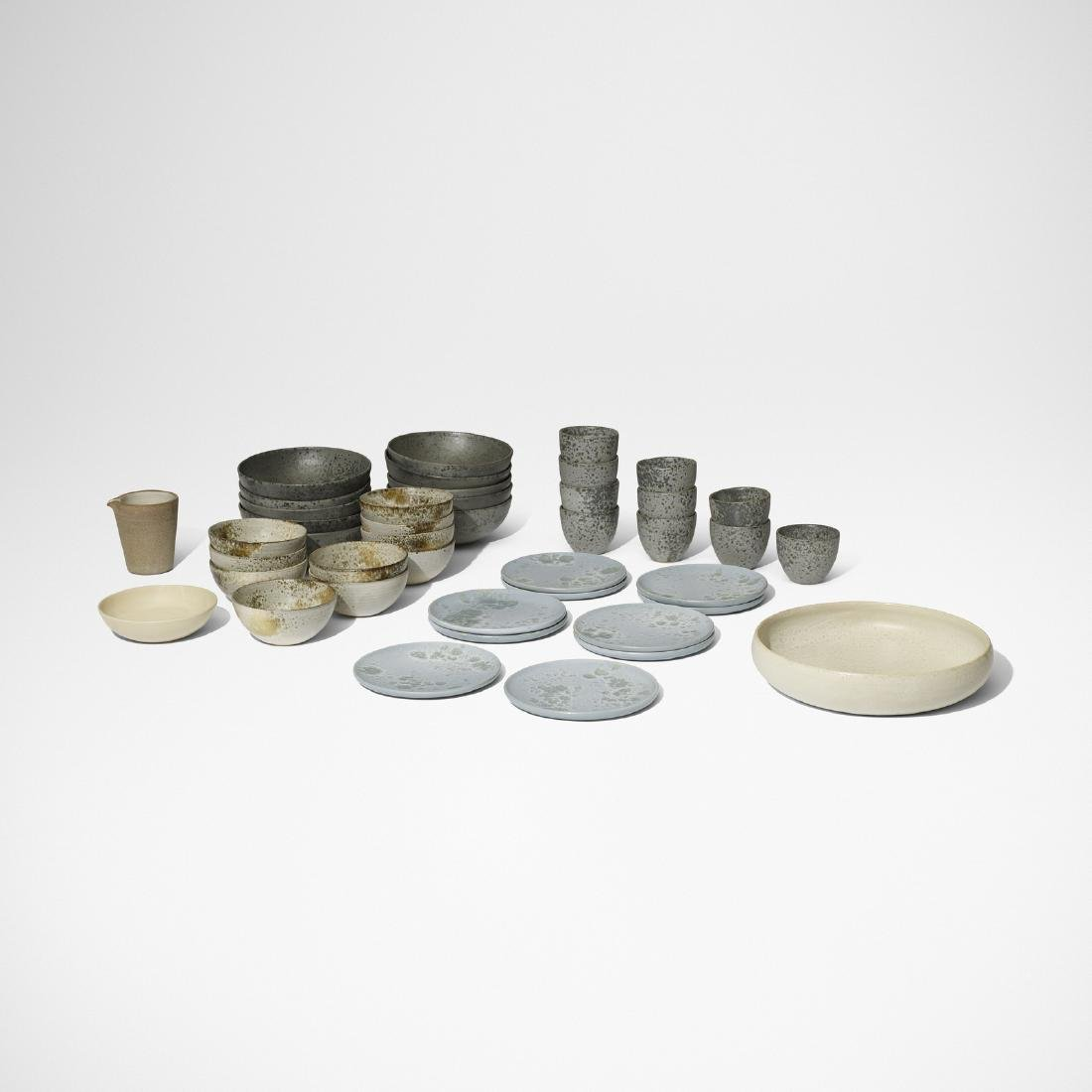 Aage and Kasper Wurtz, tableware collection