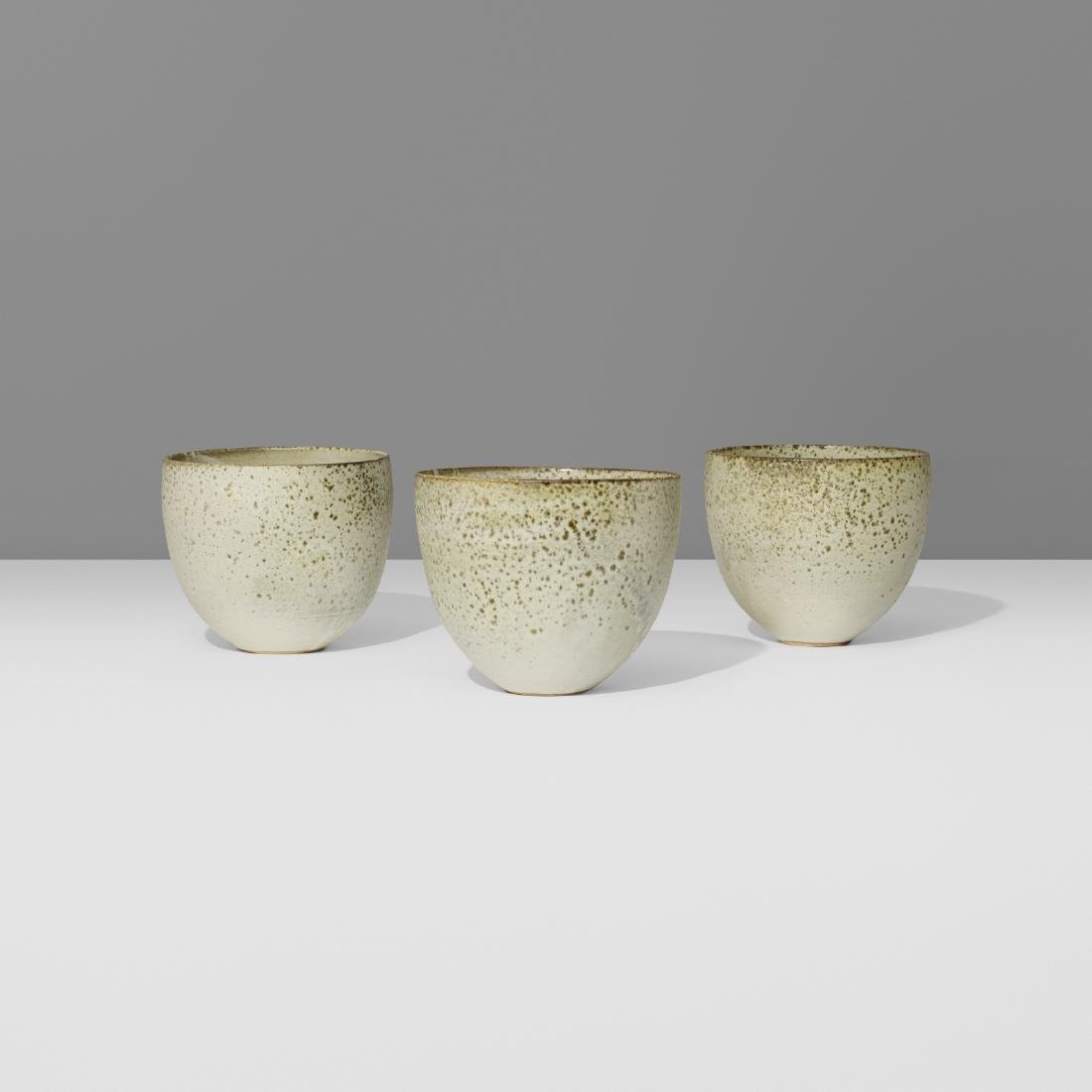 Aage and Kasper Wurtz, vases, set of three