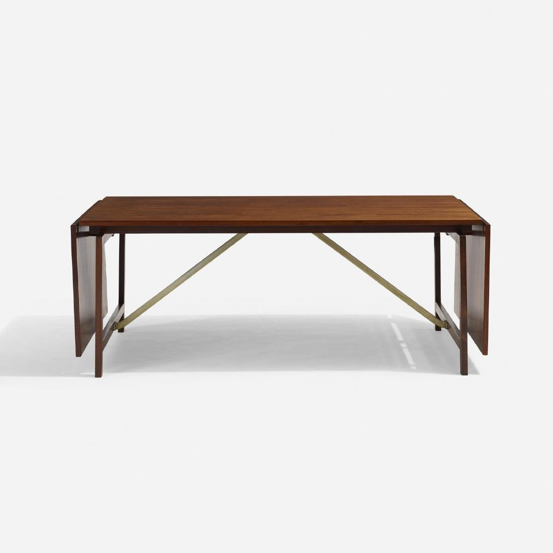 Hans J. Wegner, drop-leaf dining table