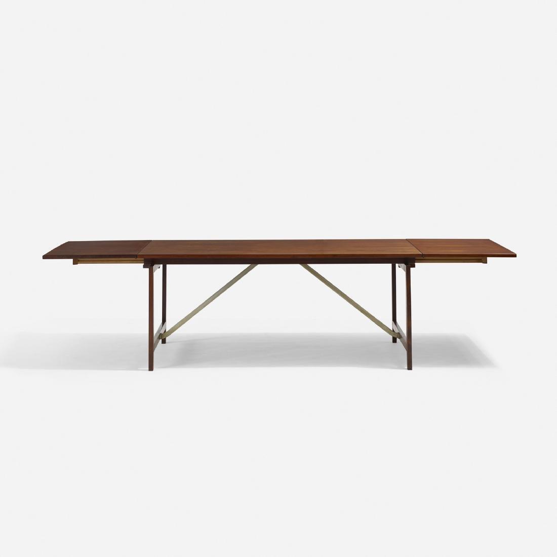 Hans J. Wegner, drop-leaf dining table - 2