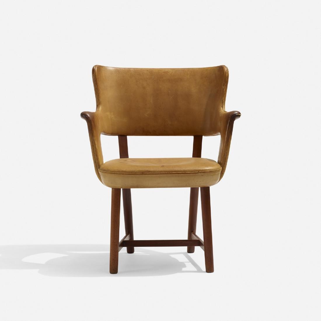 Tyge Hvass, armchair