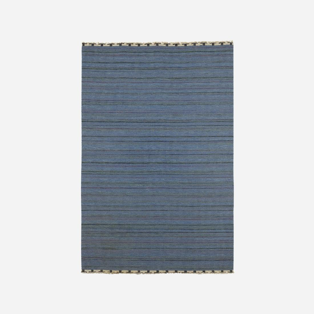 Rakel Carlander, flatweave carpet