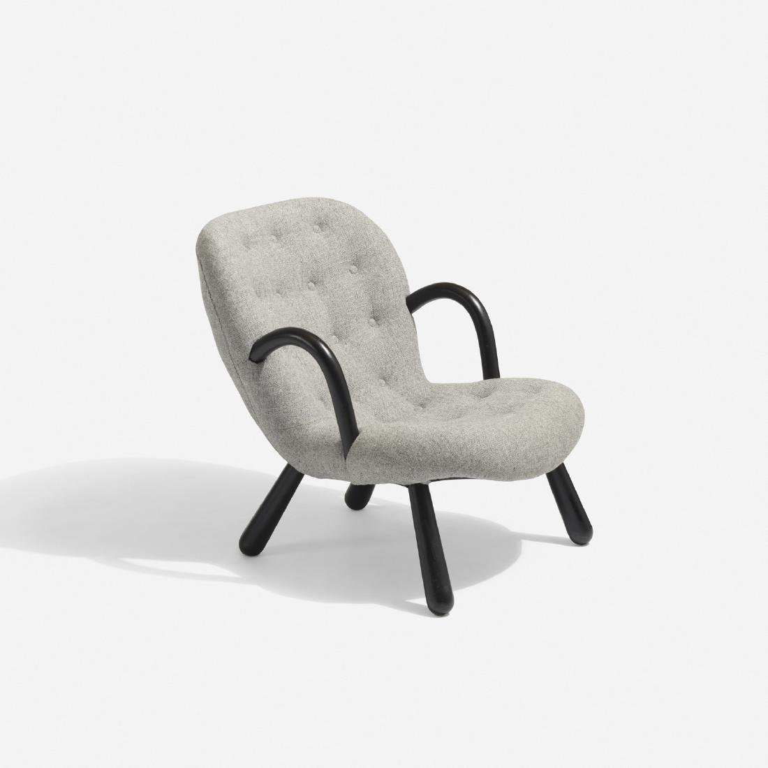 Philip Arctander, lounge chair
