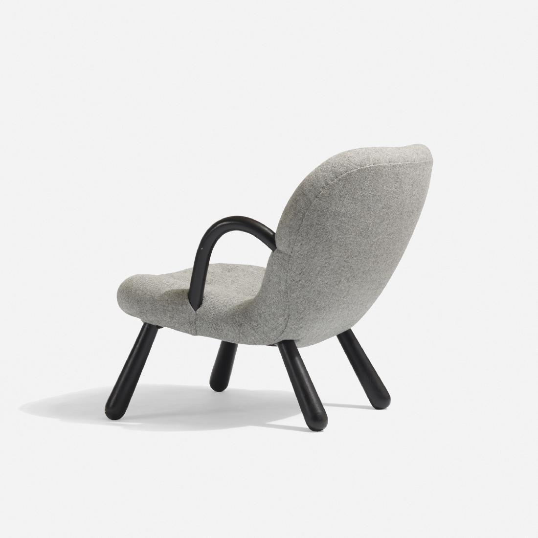 Philip Arctander, lounge chair - 2