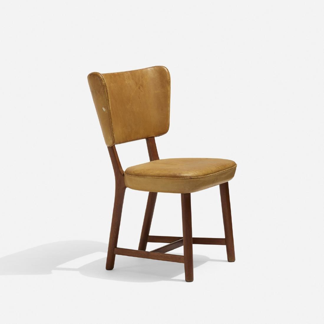 Tyge Hvass, chair