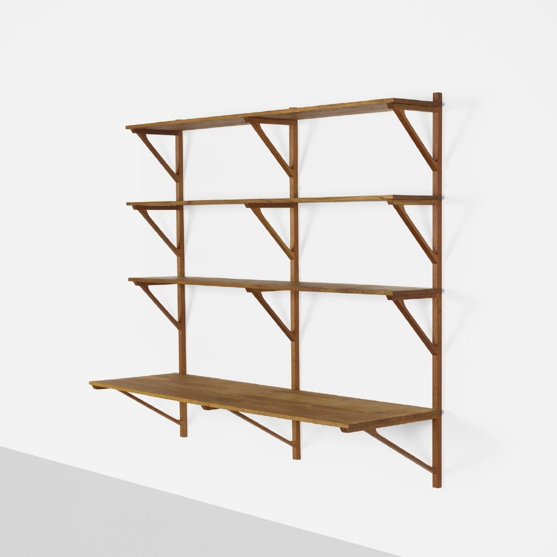 Borge Mogensen, wall shelf, model 20069