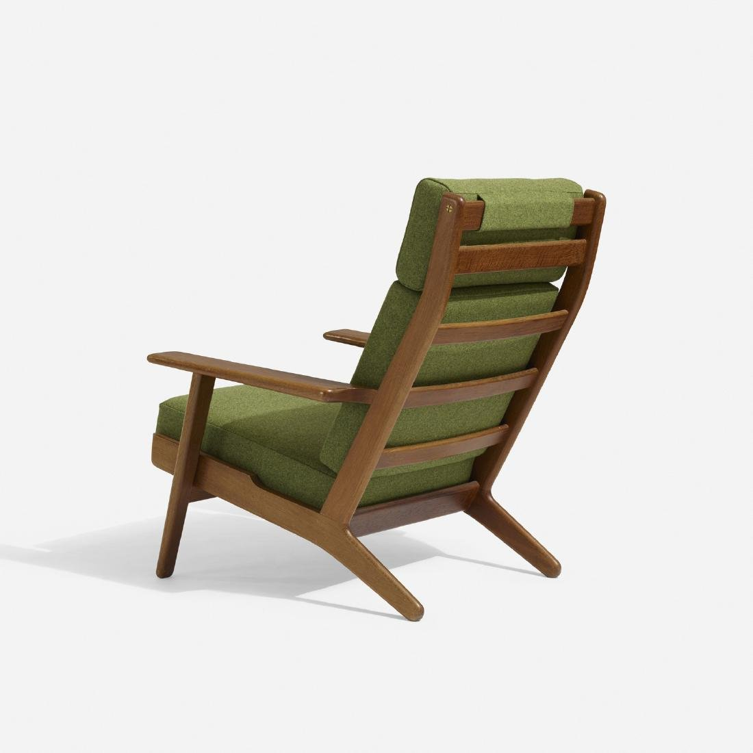 Hans J. Wegner, lounge chair, model GE290-A - 2
