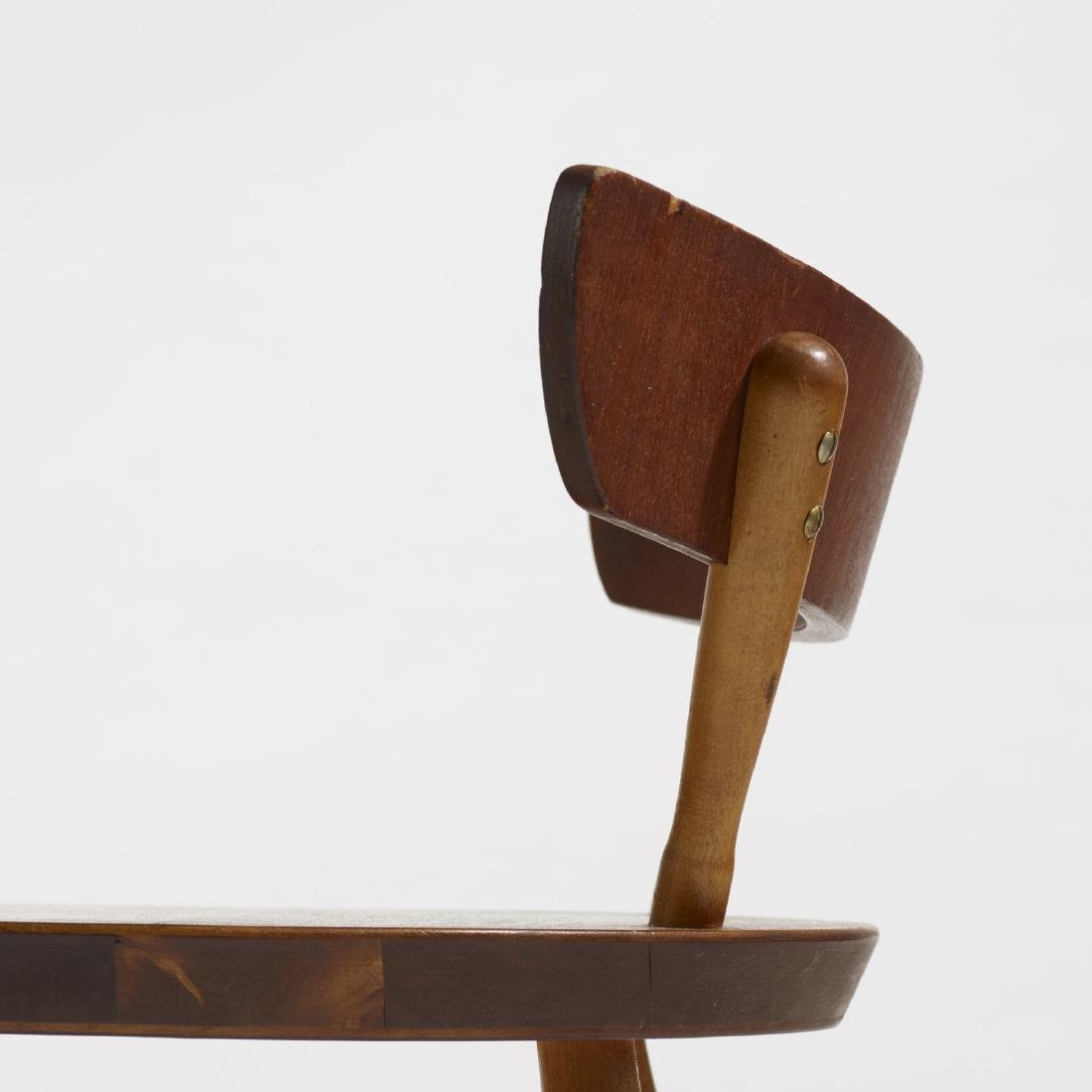Danish, chairs, pair - 3