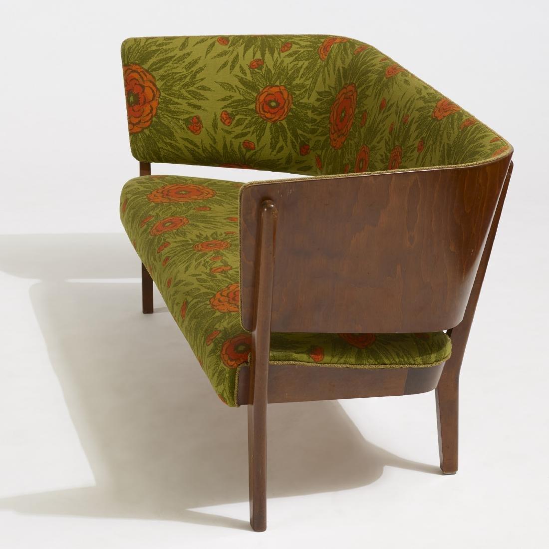 Soren Hansen, sofa, model 2240 - 4