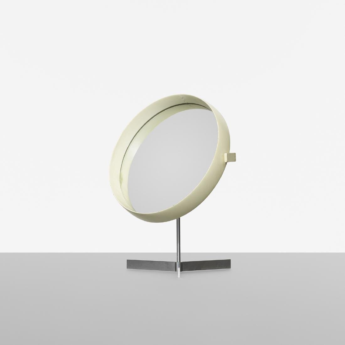 Uno and Osten Kristiansson, table mirror
