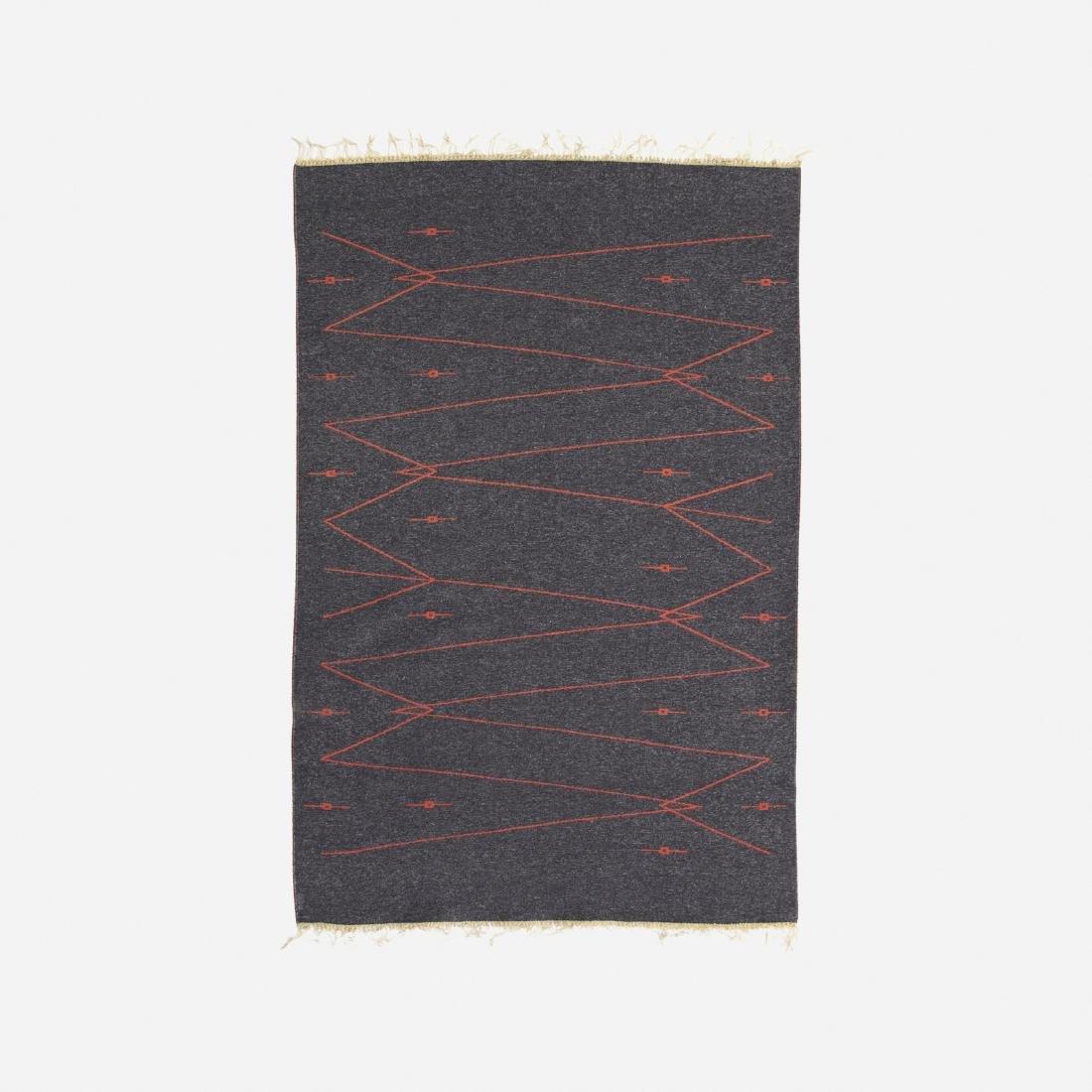 Aappo Harkonen, reversible flatweave carpet
