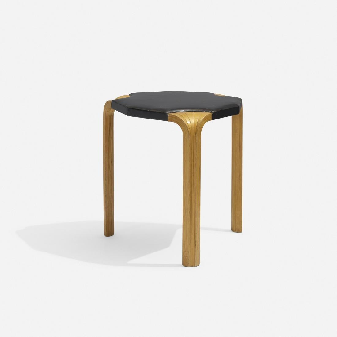 Alvar Aalto, X-Leg stool