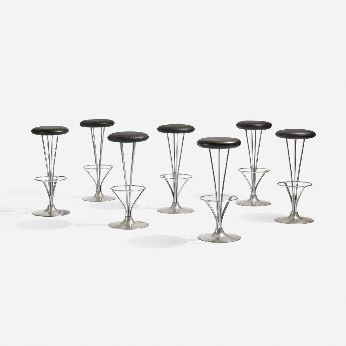 Piet Hein, stools, set of seven