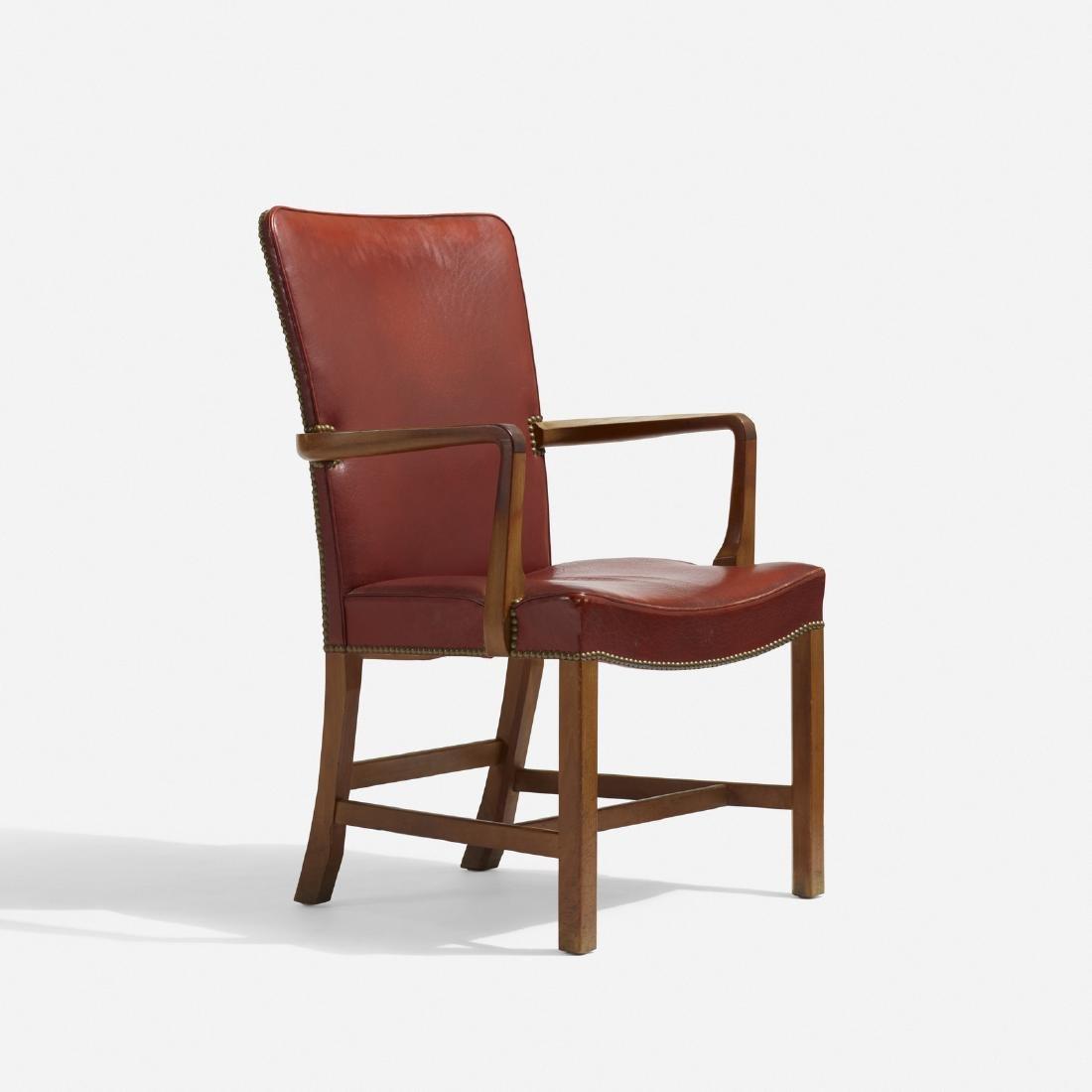 Kaare Klint, Norrevold armchair, model 5999