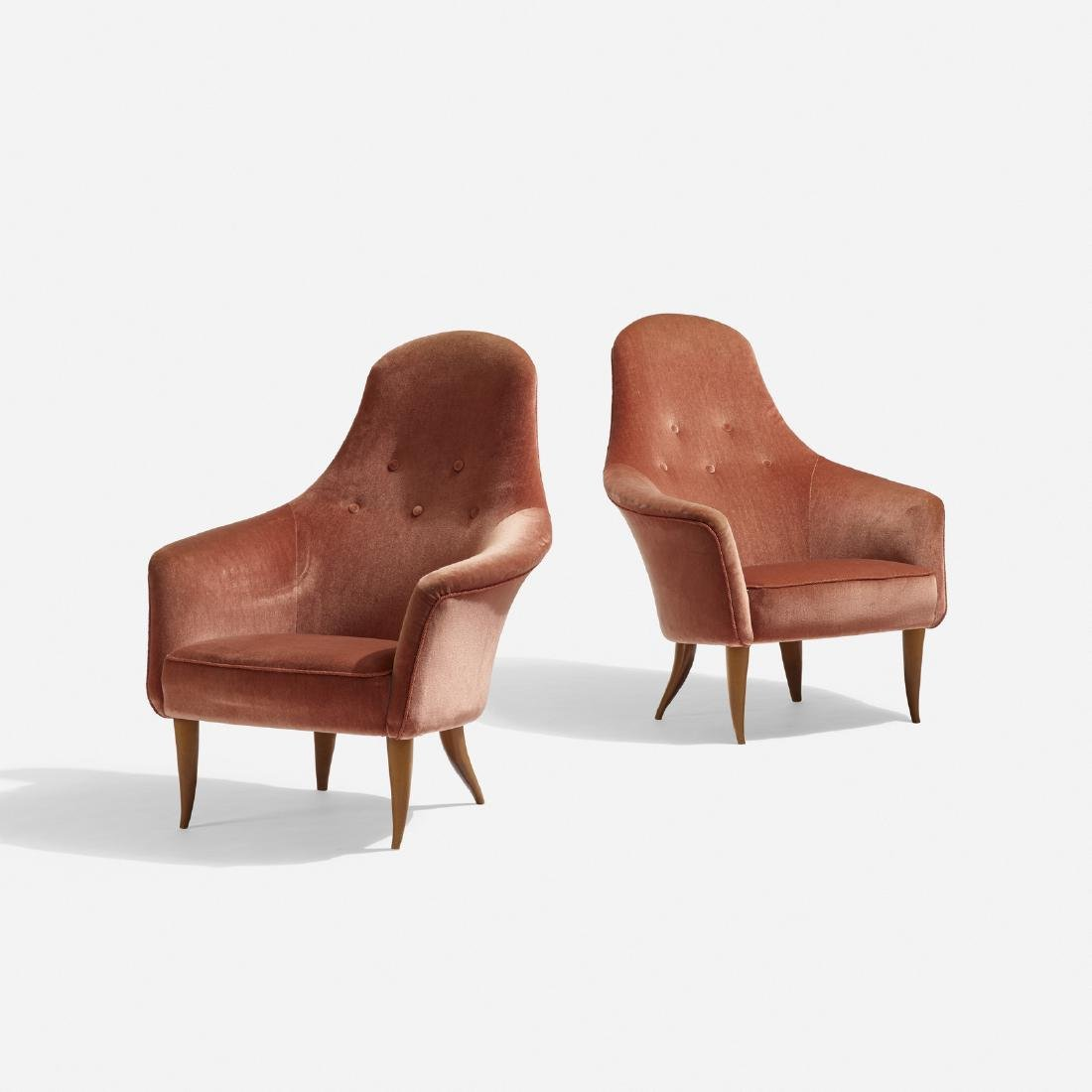 Kerstin Horlin-Holmquist, Adam chairs, pair
