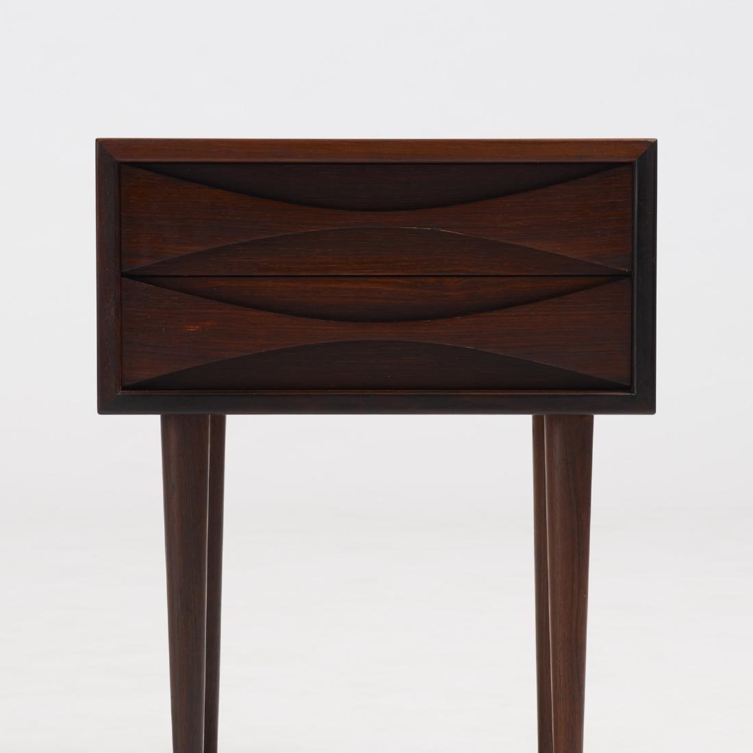 Arne Vodder, nightstands, pair - 2