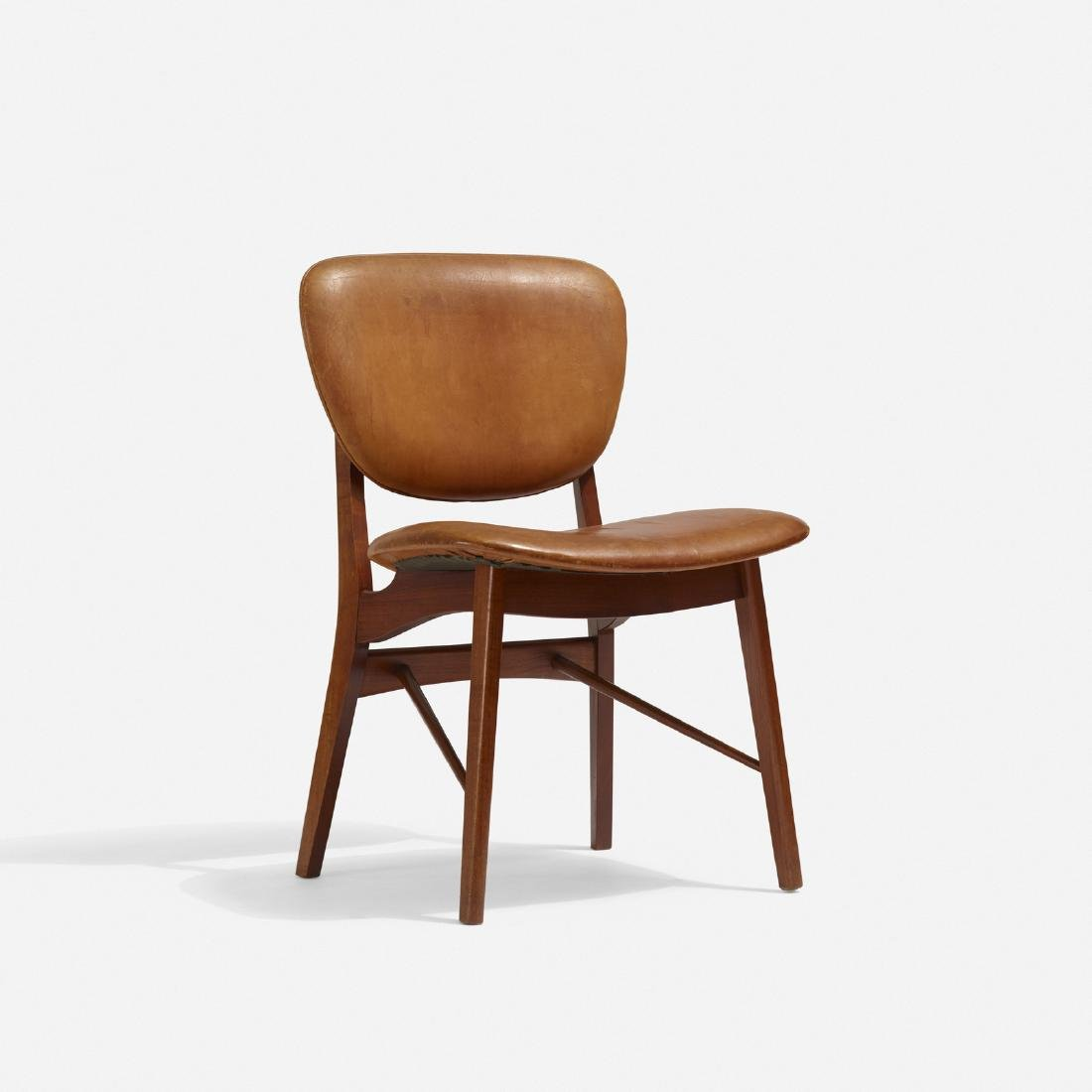 Finn Juhl, attribution, dining chair