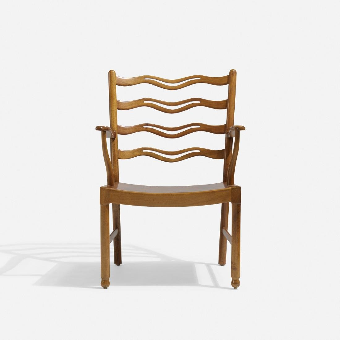 Ole Wanscher, lounge chair