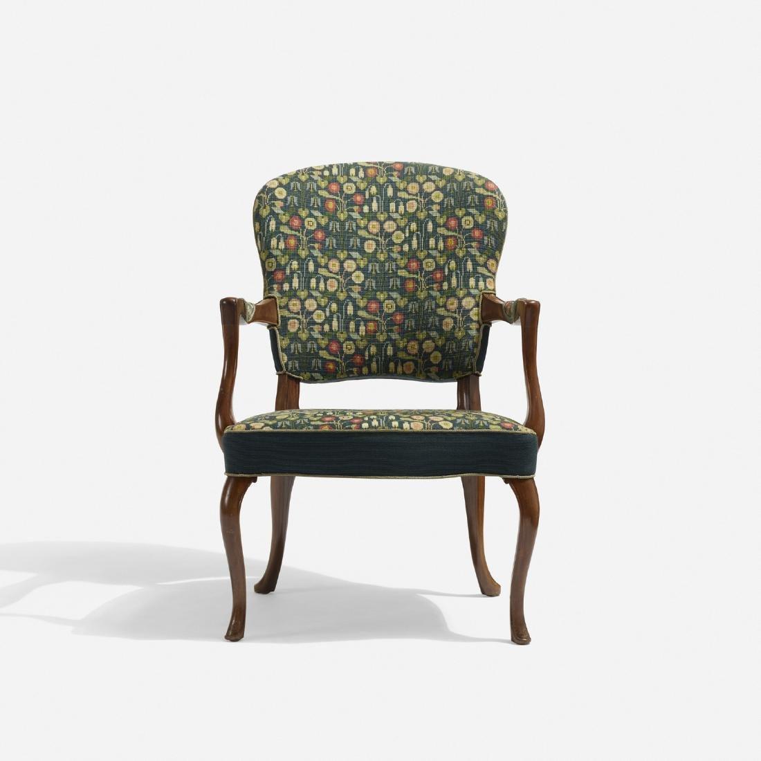 Frits Henningsen, armchair