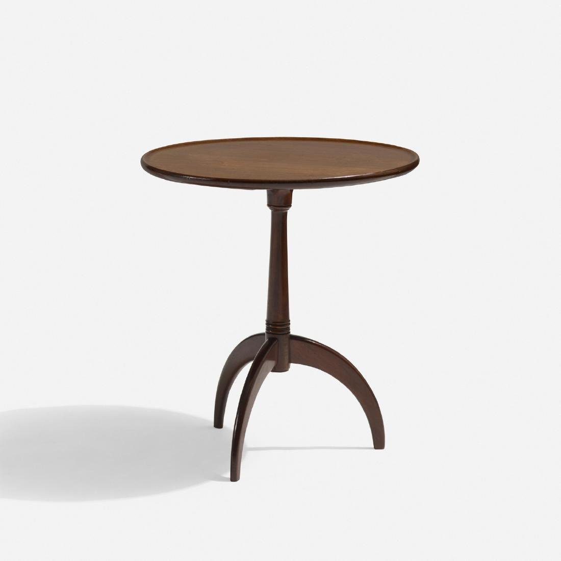 Frits Henningsen, occasional table