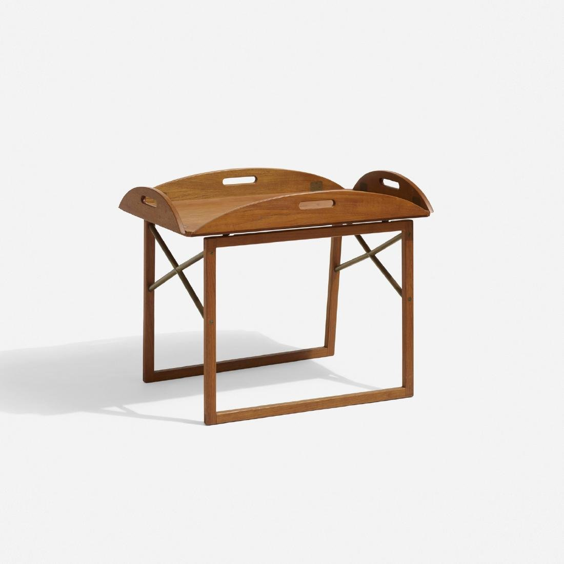 Svend Langkilde, tray table