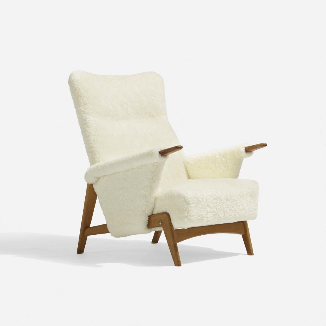 Arne Hovmand-Olsen, lounge chair, model 480