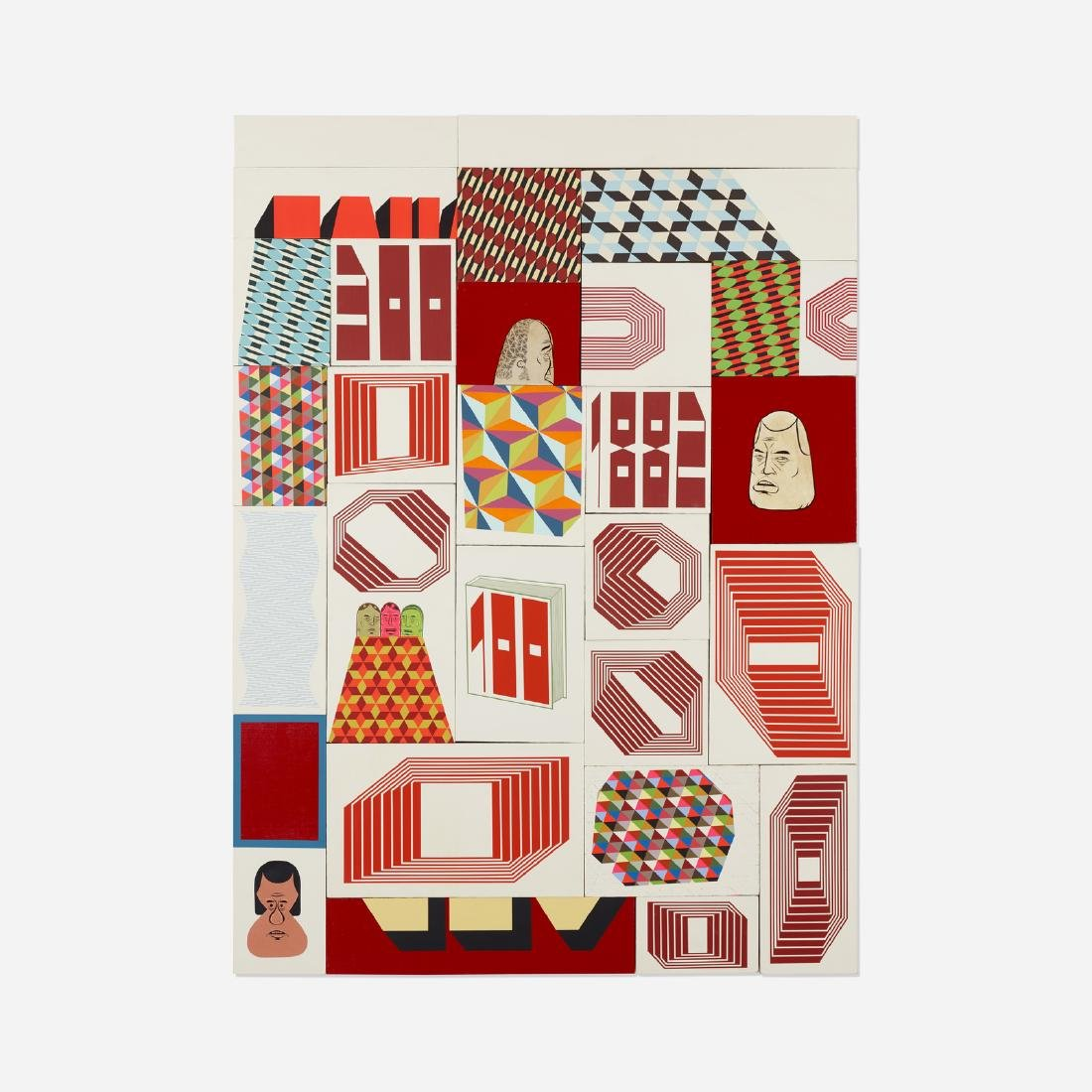 Barry McGee, Untitled