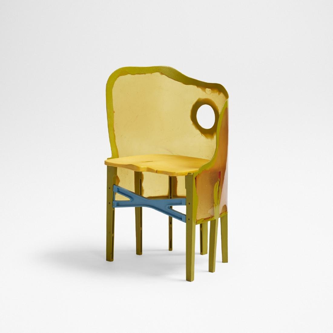 Gaetano Pesce, Open Sky Crosby chair