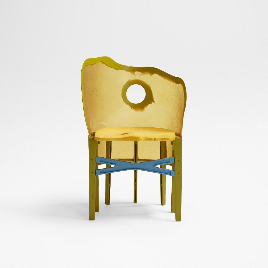 Gaetano Pesce, Open Sky Crosby chair - 2