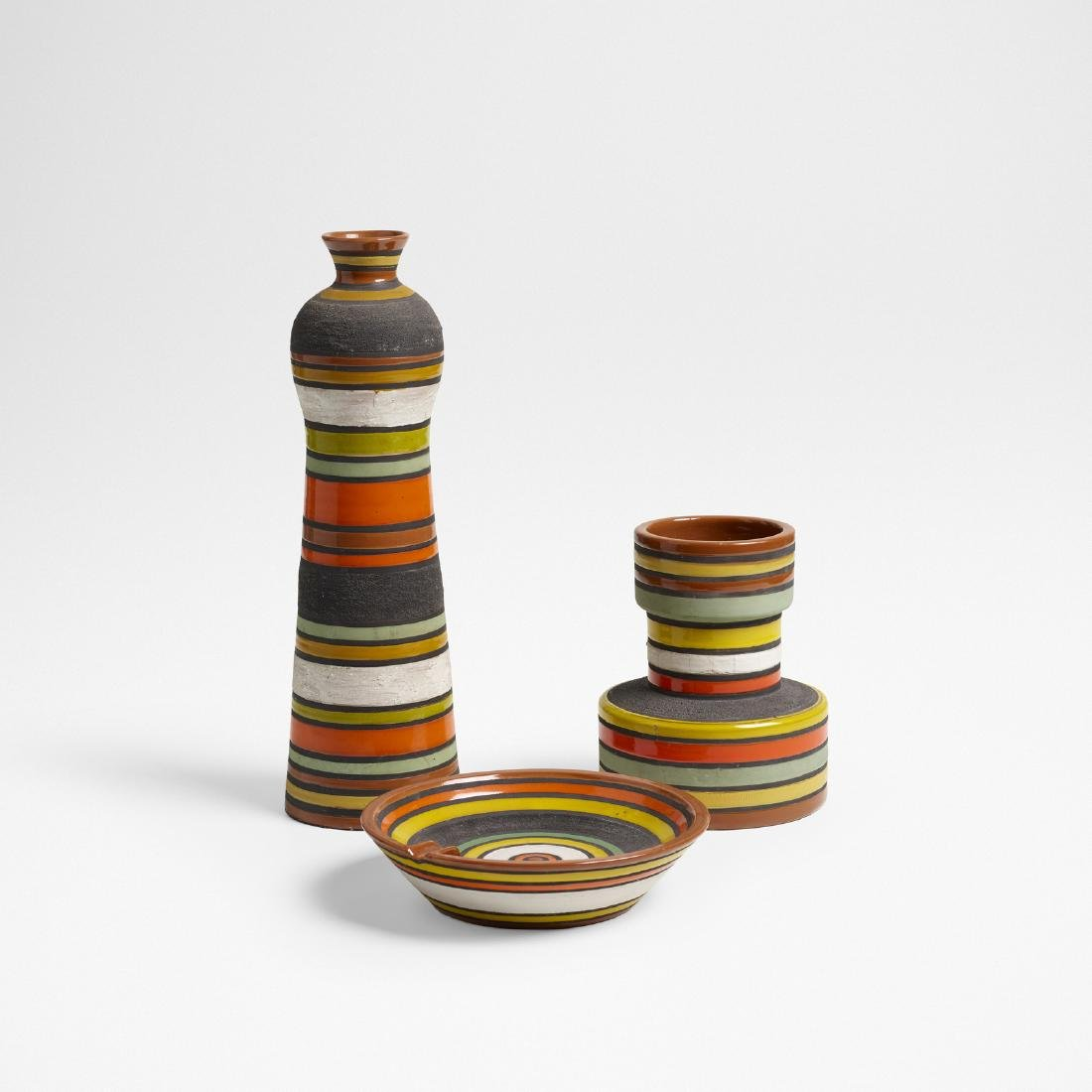 Aldo Londi, Thailandia vessels, collection of three