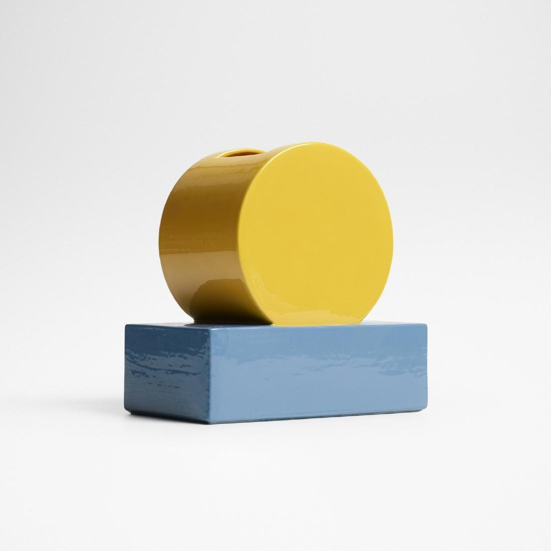 Ettore Sottsass, Yang vase, Pop series, model 455