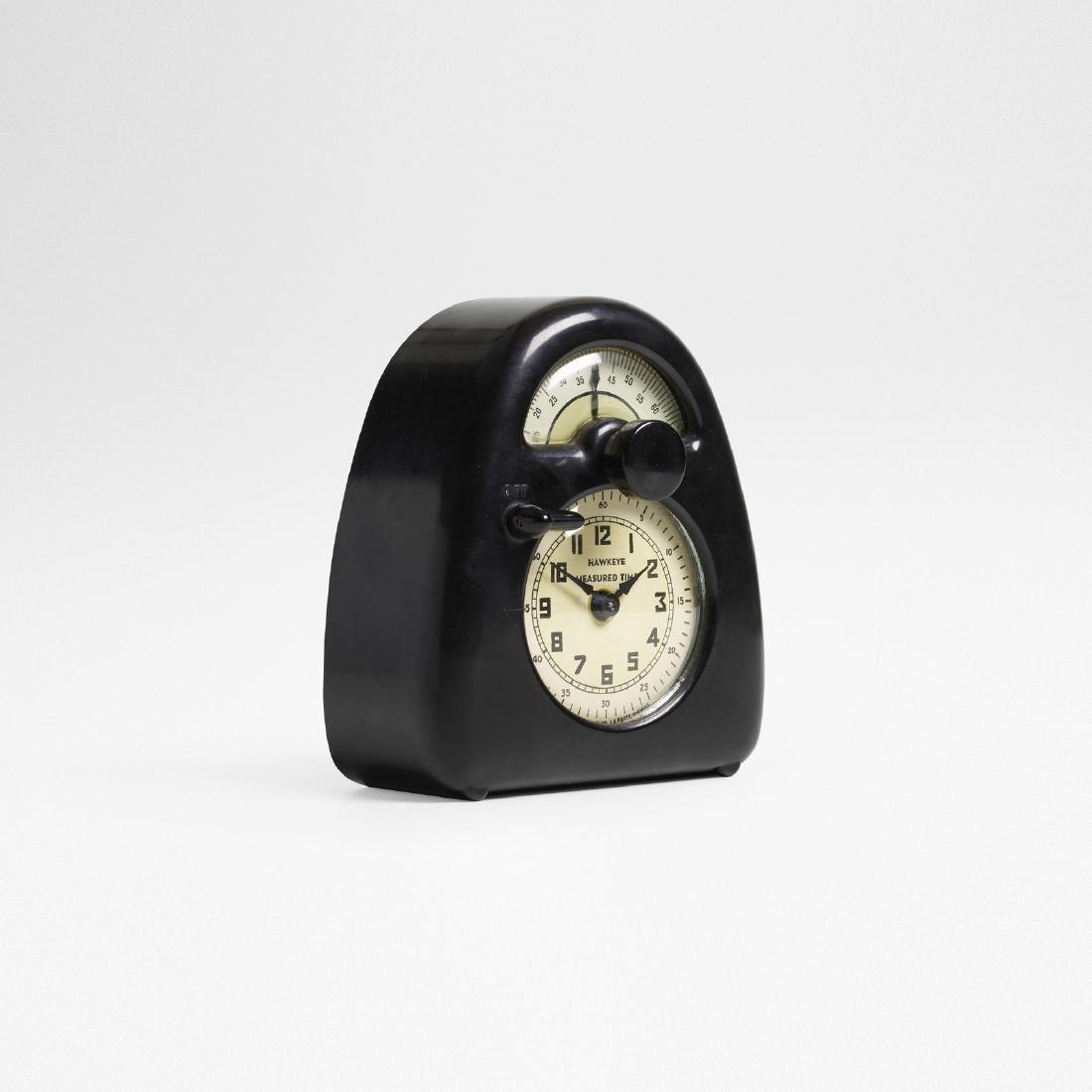 Isamu Noguchi, Measured Time clock and kitchen timer