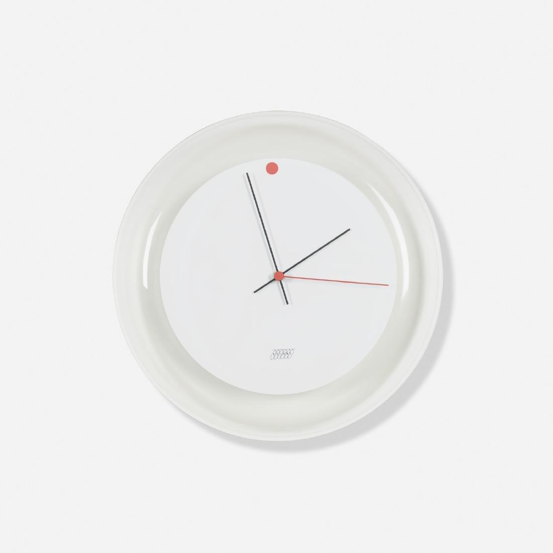 Shiro Kuramata, Spiral Clock A