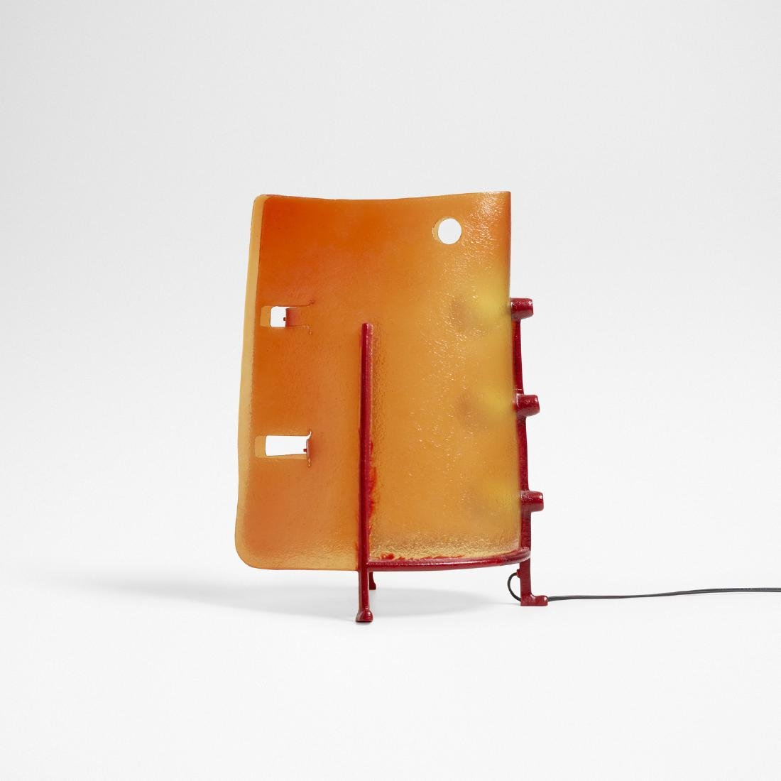 Gaetano Pesce, Belt table lamp