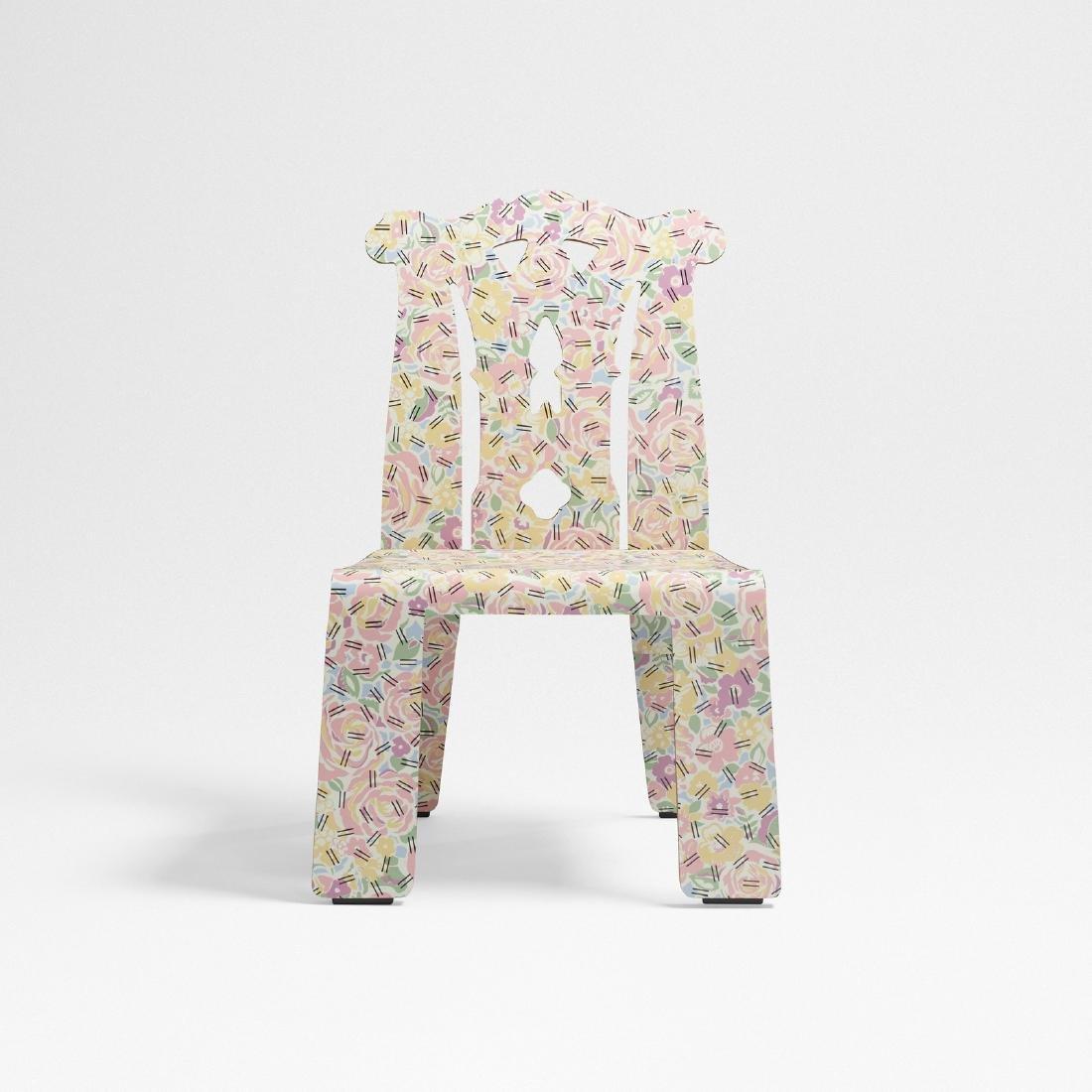 Venturi & Scott Brown, Chippendale chair