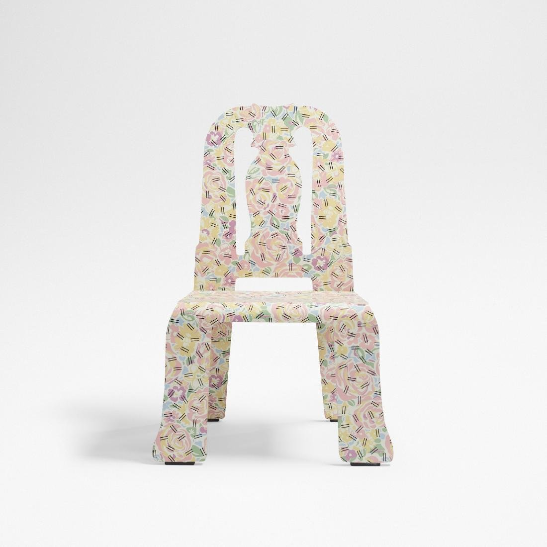 Venturi & Scott Brown, Queen Anne chair