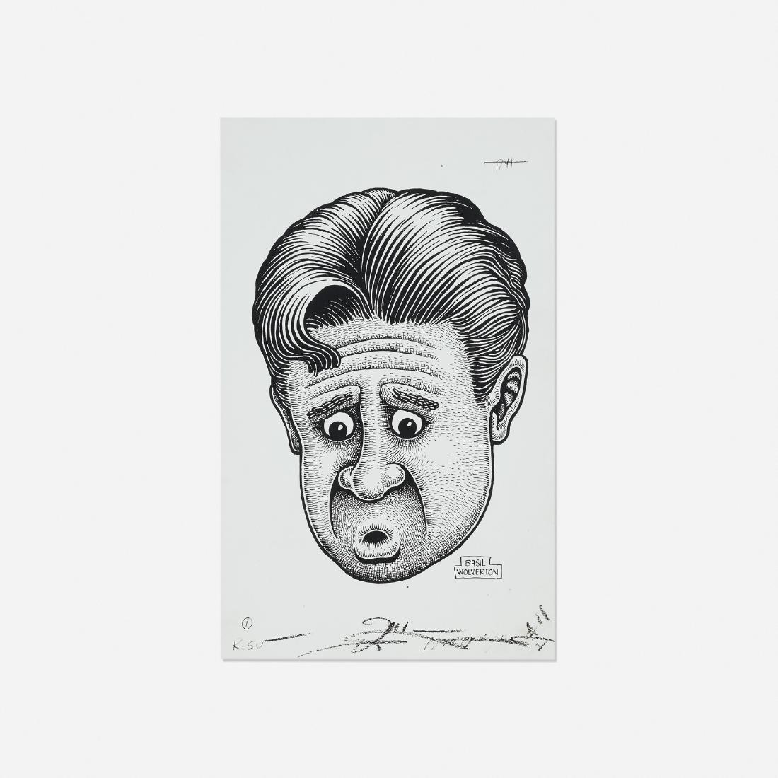 Basil Wolverton, Untitled