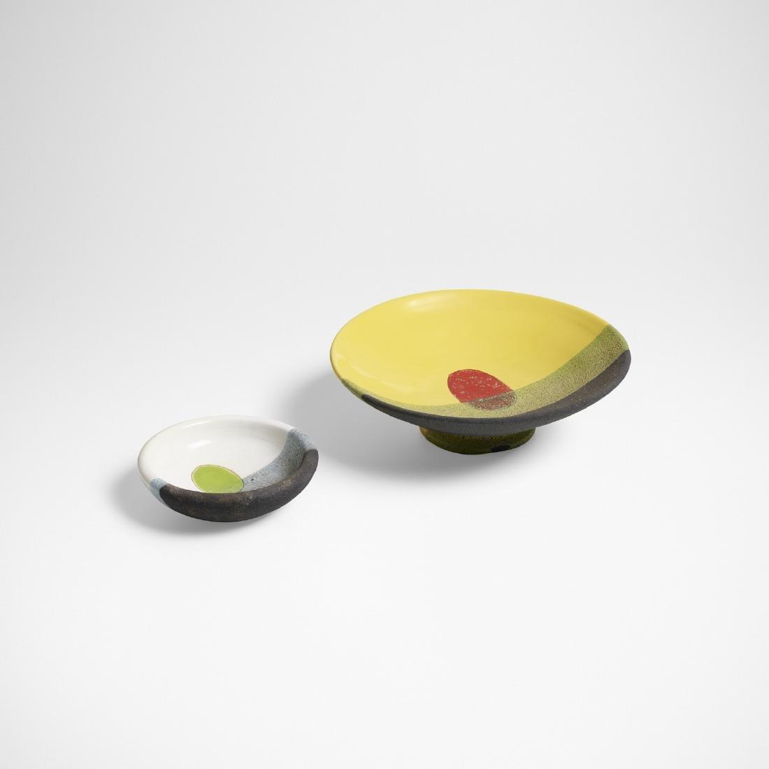 Bitossi, bowls, set of two