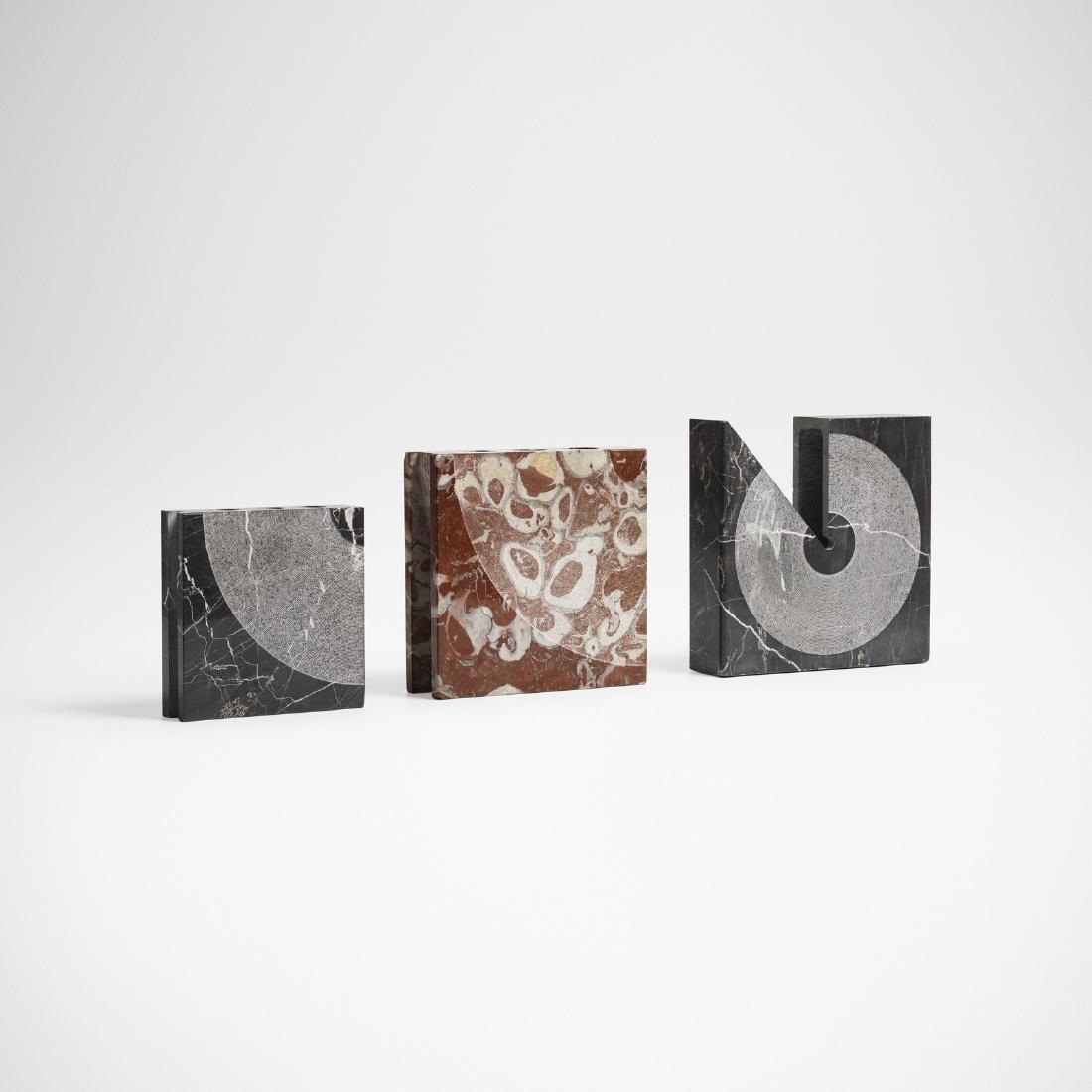 Sergio Asti, vases, set of three