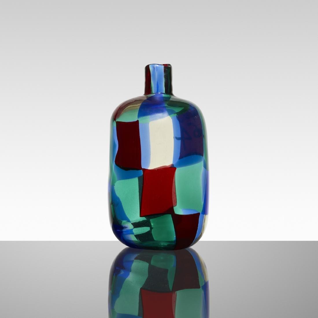 Fulvio Bianconi, prototype Pezzato vase, model 905 L64