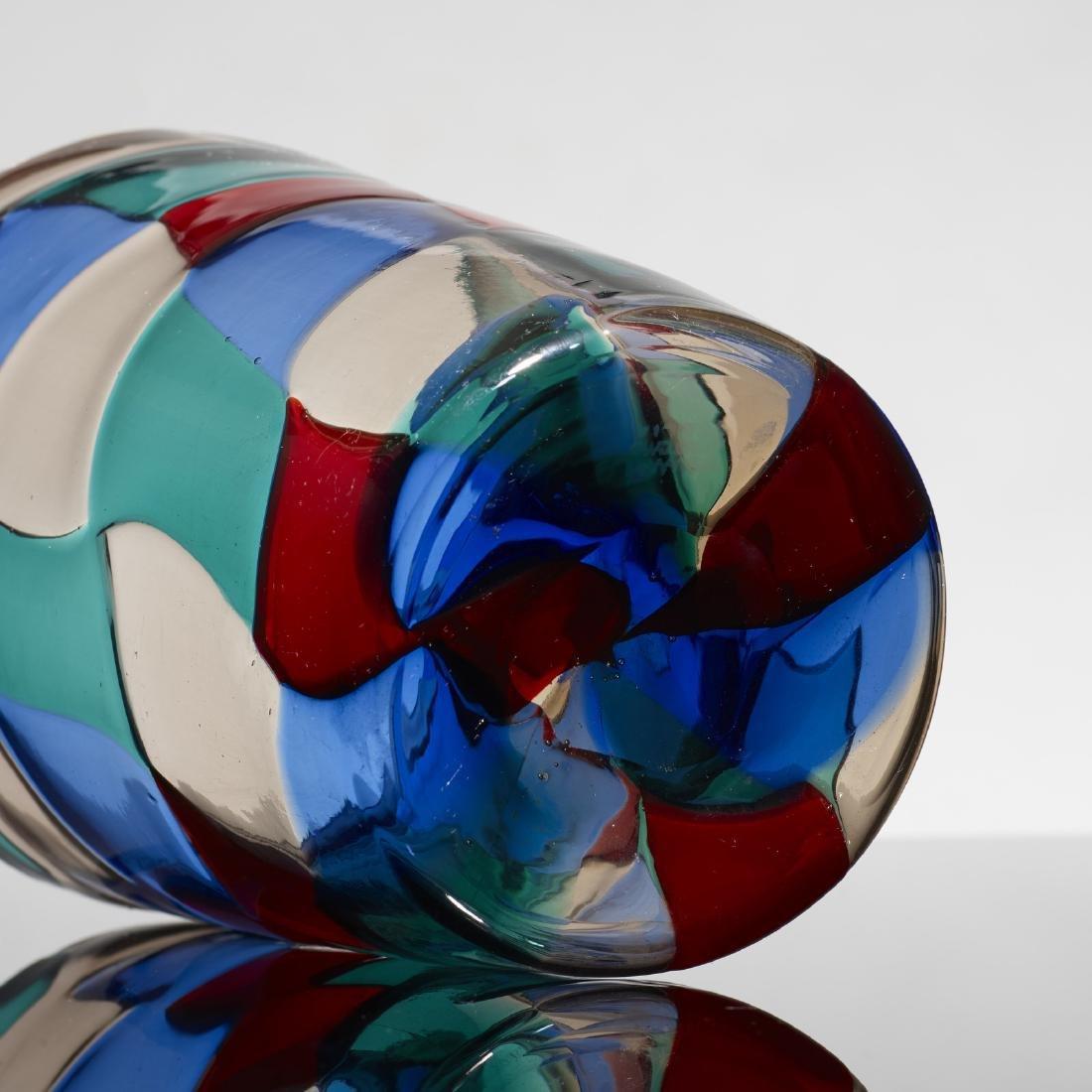 Fulvio Bianconi, Pezzato vase, model 1329 - 3