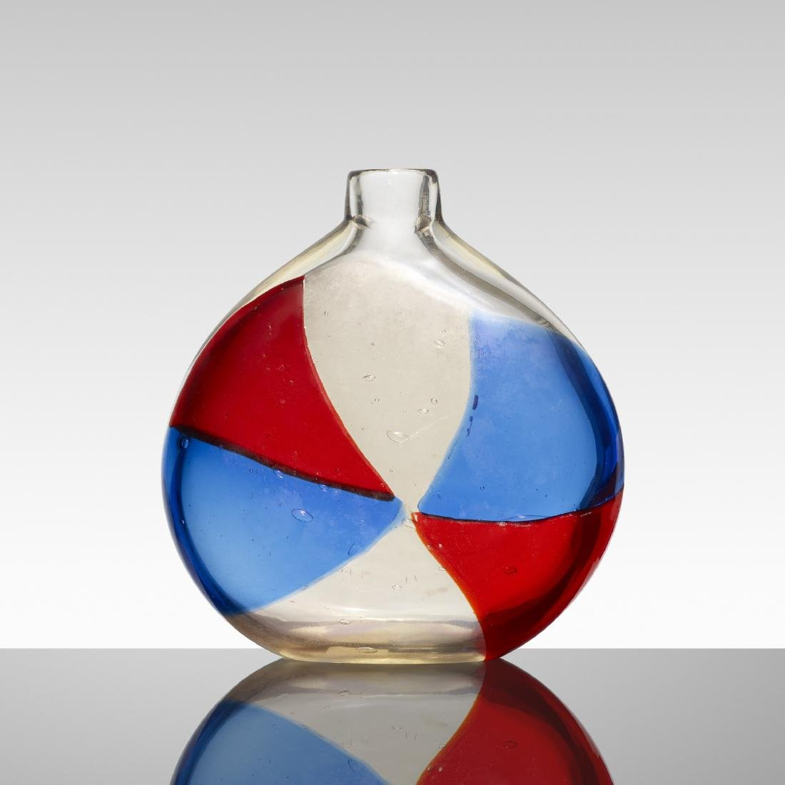 Fulvio Bianconi, A Spicchi vase, model 4316