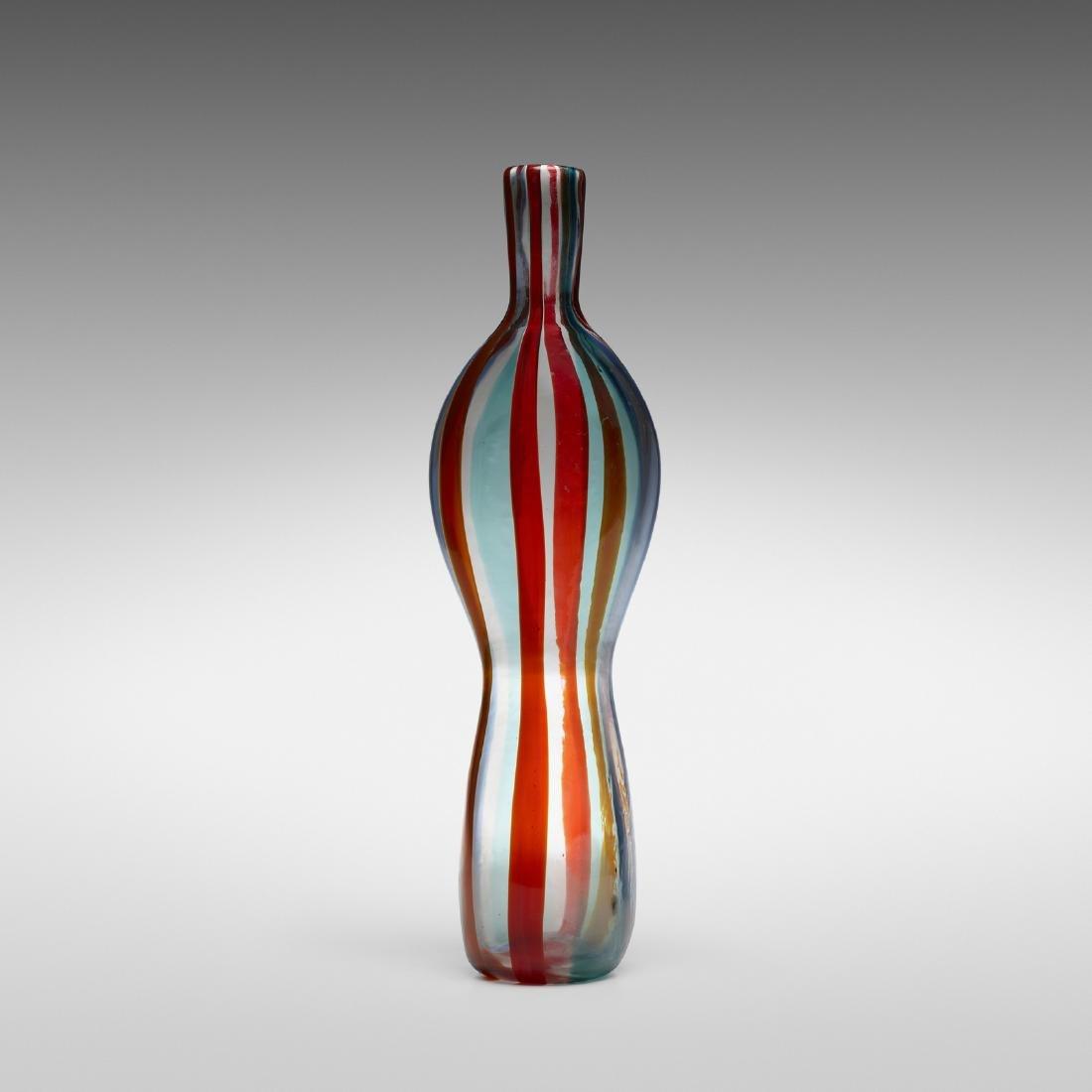 Fulvio Bianconi, Fasce Verticale bottle, model 4404