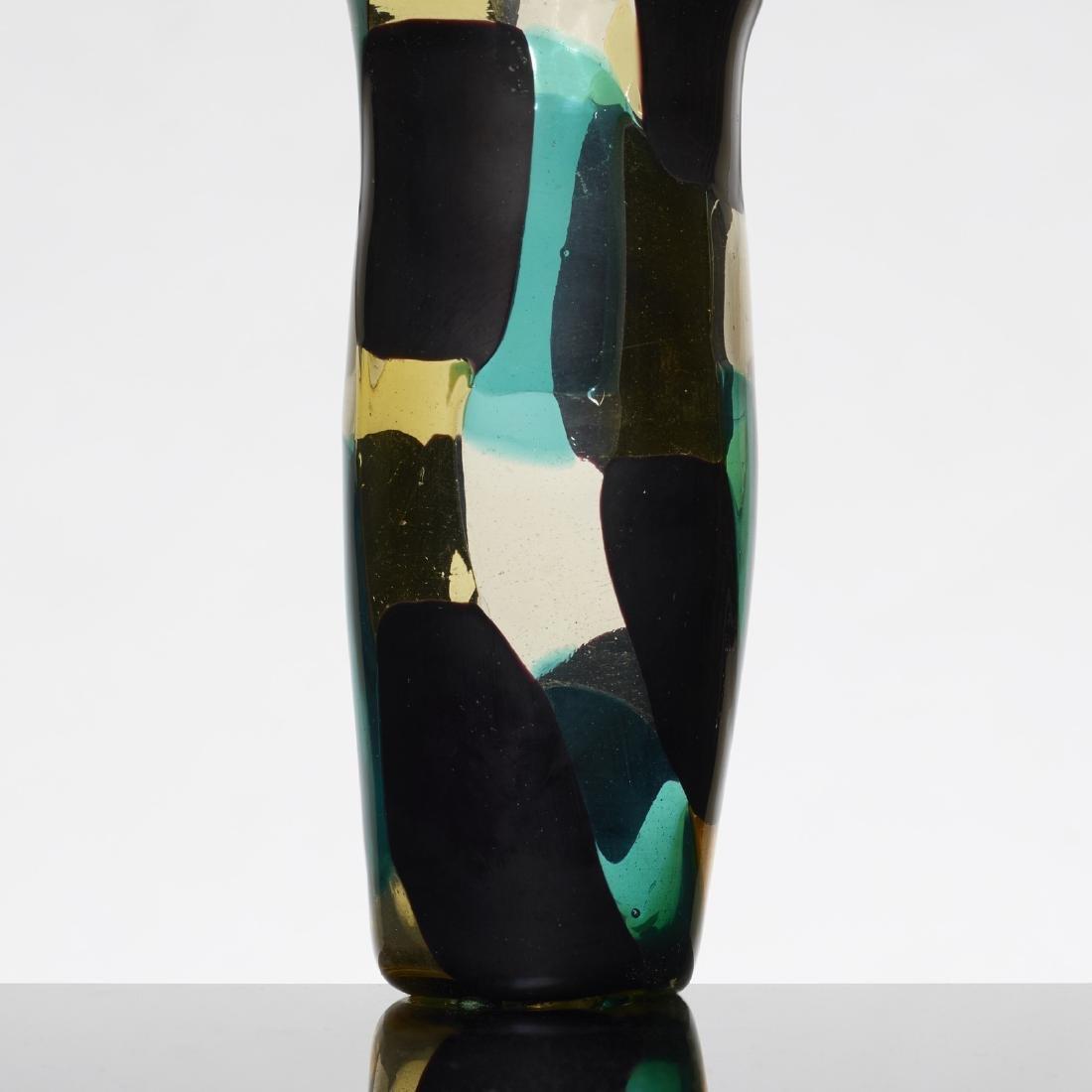 Fulvio Bianconi, Pezzato Americano vase, model 4406 - 3