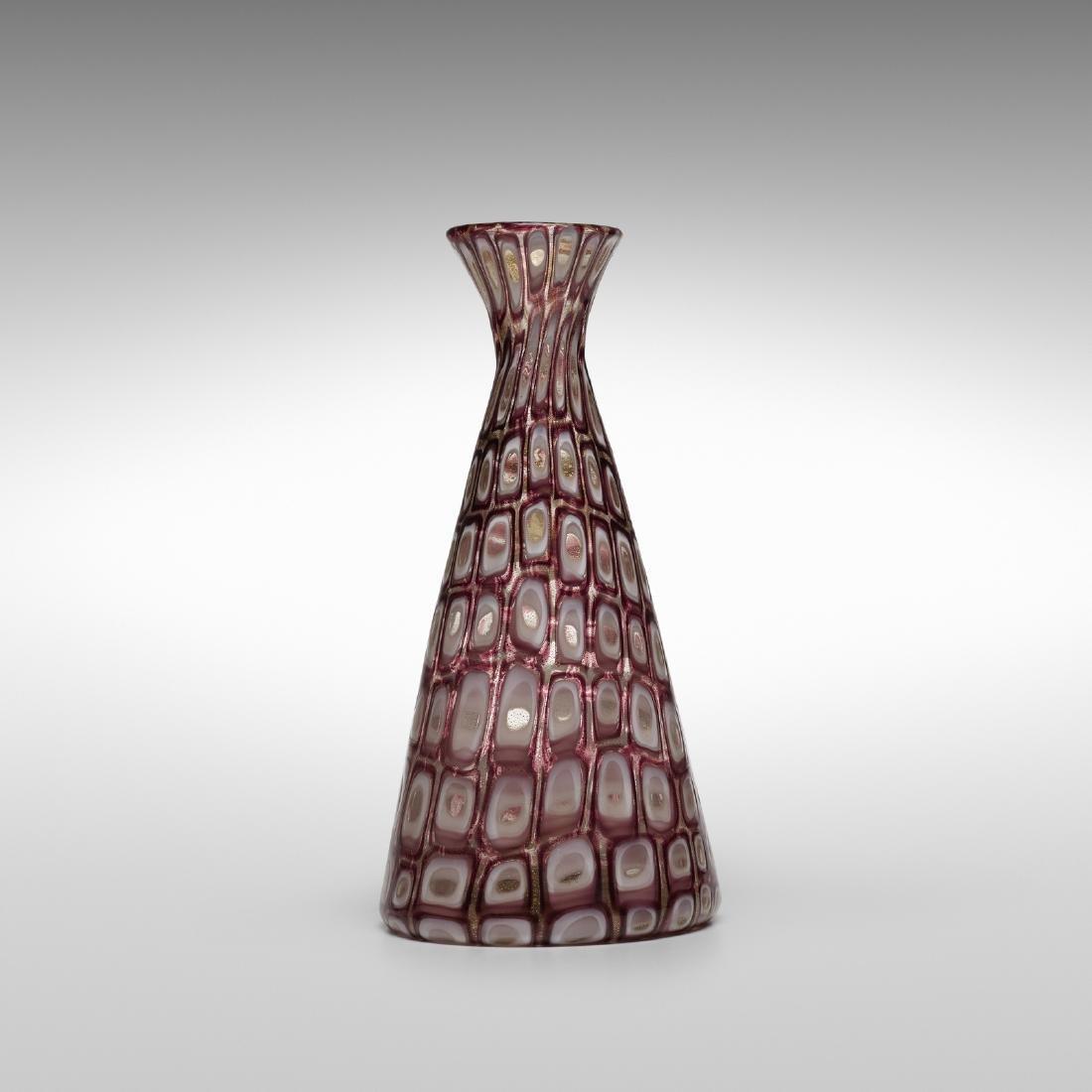 Ercole Barovier, Murrino vase