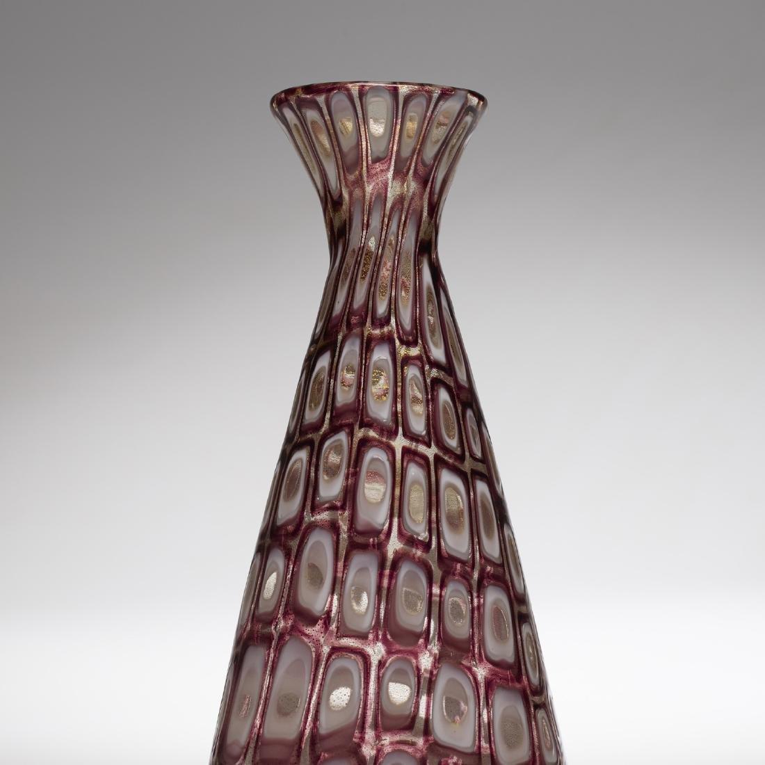 Ercole Barovier, Murrino vase - 2