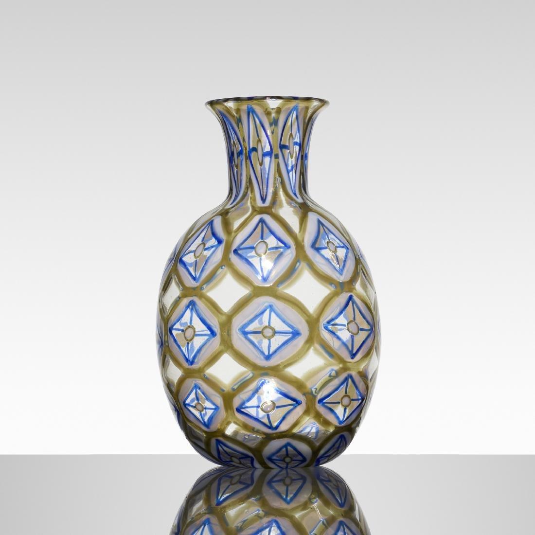 Ercole Barovier, Athena Cattedrale vase