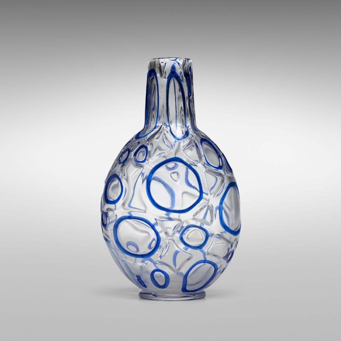 Ercole Barovier, Sidereo vase