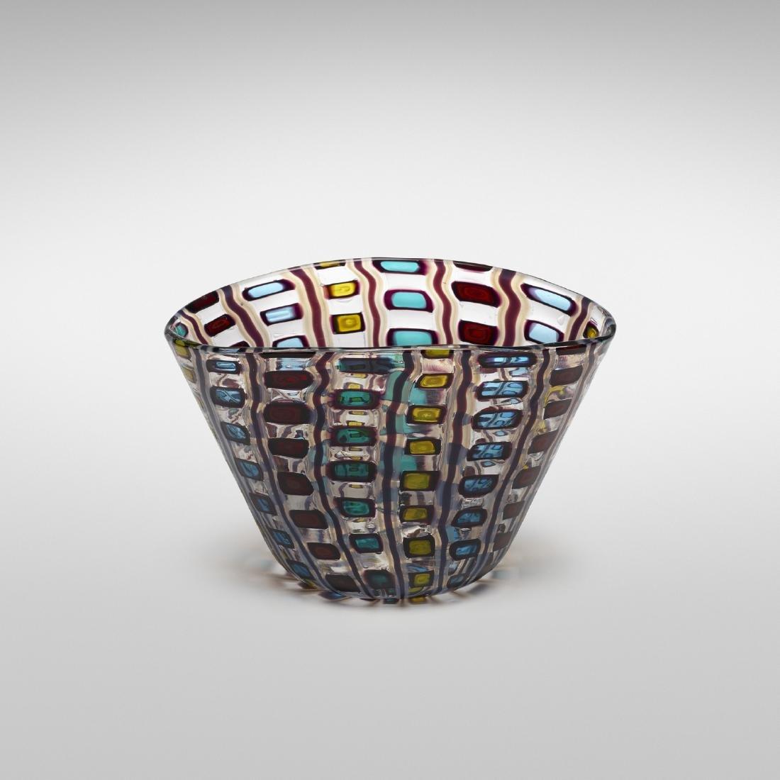 Ercole Barovier, Diamantati bowl - 2