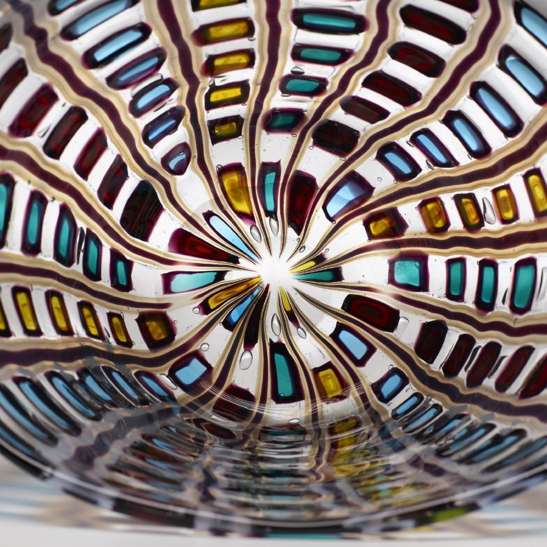 Ercole Barovier, Diamantati bowl - 3